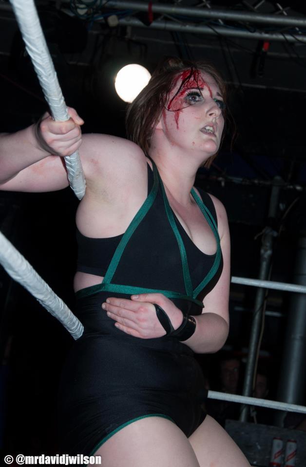 Dating a female wrestler